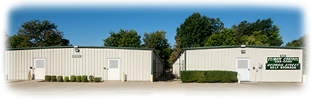 ... Main Street In Pine Bluff. When You Get Even With The Baim Law Firm,  Look To Your Right And You Will See Our Storage Buildings, At 624 Georgia  Street.