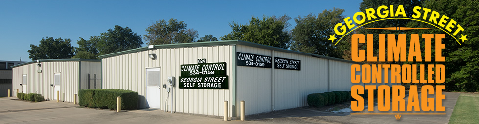 & Pine Bluff Climate Controlled Self Storage